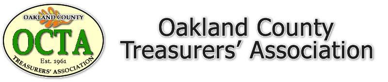 Oakland County Treasurers Association